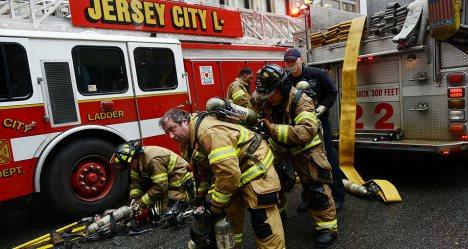 NewJerseyFireSource com - Jersey City New Jersey Fire Department